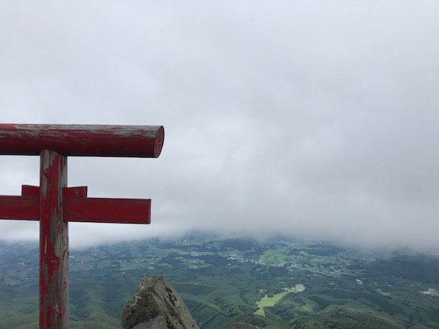 百名山の一つ、青森県・岩木山へ。