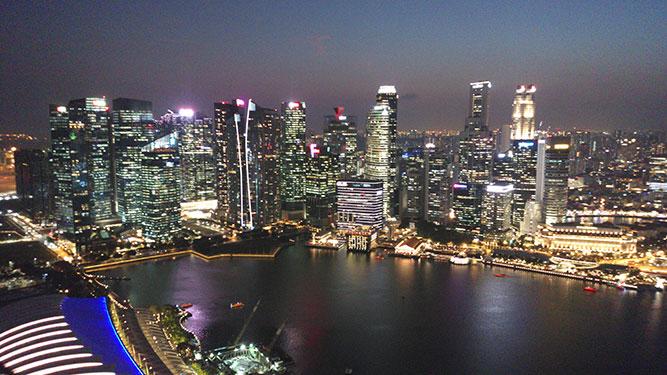 充実のシンガポール5日間。