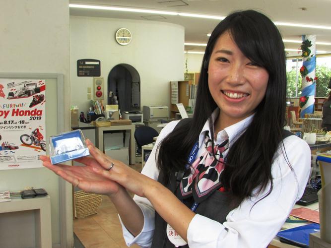 新型N-WGN誕生記念☆LEDカーキーホルダーをプレゼント!